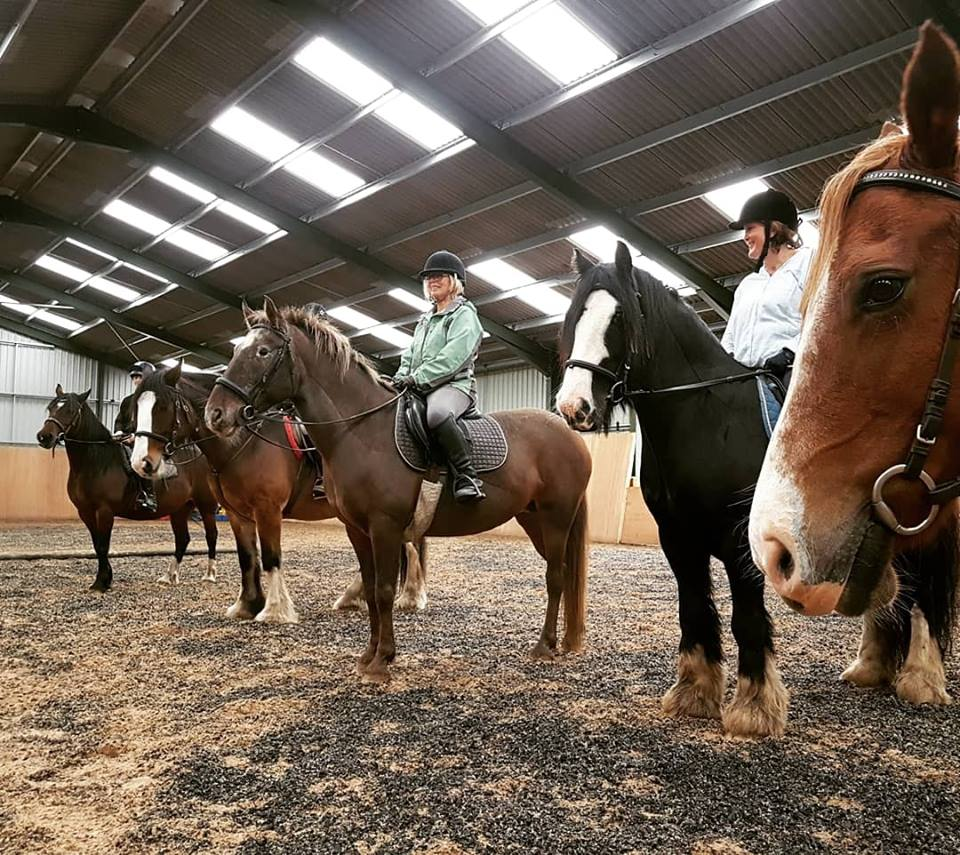 Penycoed riding stables